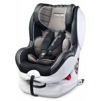 Caretero - Scaun auto Defender Plus Isofix Graphite