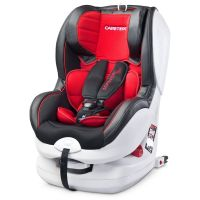 Caretero - Scaun auto Defender Plus Isofix Red