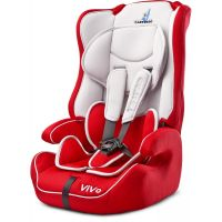 Caretero - Scaun auto Vivo 9-36 Kg Red
