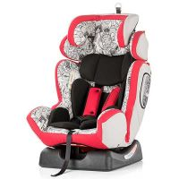 Chipolino - Scaun auto 0-36 kg 4 Max red