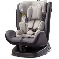 Caretero Scaun auto 0-36 Kg Rear-facing 360 Isofix Mokki Graphite