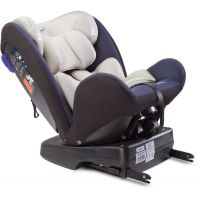 Caretero Scaun auto 0-36 Kg Rear-facing 360 Isofix Mokki Navy