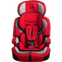Caretero scaun auto Falcon Red 9-36 Kg