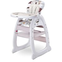 Caretero - Scaun de masa Homee 2 in 1 Beige