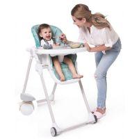 Scaun masa bebe cu spatar reglabil Cora Baby