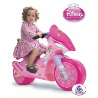 Injusa - Motocicleta electrica Disney Princess 6V