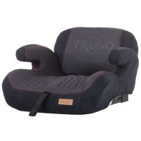 Inaltator auto Chipolino Trono carbon red cu sistem Isofix