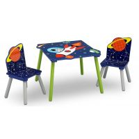 Delta Children Set masuta si 2 scaunele Astronaut