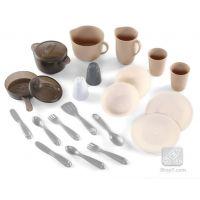 Step2 - Set Dinning Room Pots&Pans