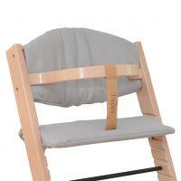 Set pernute pentru scaun masa Treppy Gray