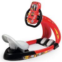 Simulator auto Smoby Cars 3 V8 Driver cu suport pentru telefon
