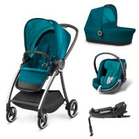 GB - Carucior 4 in 1 Maris Capri Blue