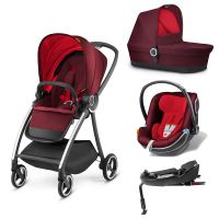 GB - Carucior 4 in 1 Maris Dragonfire Red