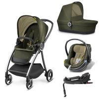 GB - Carucior 4 in 1 Maris Lizard Khaki