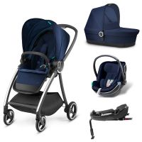GB - Carucior 4 in 1 Maris Sea Port Blue