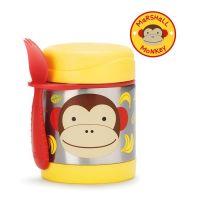 Skip Hop Recipient pentru mancare Zoo Maimutica