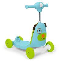 Skip Hop - Trotineta 3 in 1 Ride on Catel