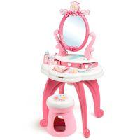 Smoby Masuta de machiaj Disney Princess 2 in 1 cu accesorii