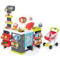 Smoby - Magazin Maxi Market cu accesorii