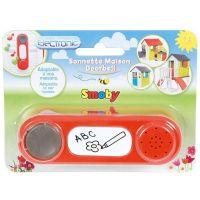 Sonerie electronica Smoby Doorbell pentru casuta copii