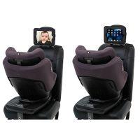 Olmitos - Suport auto tableta copii si oglinda siguranta bebelus