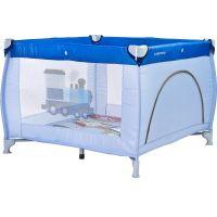 Caretero - Tarc de joaca 100x100cm Traveler Blue