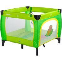 Caretero - Tarc de joaca Quadra Green