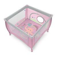 Tarc de joaca Play Baby Design Pink