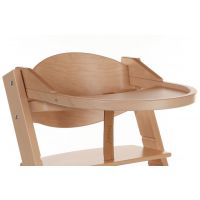 Tavita din lemn pentru scaun masa Treppy Natur