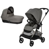 Cybex - Carucior 2 in 1 Melio Soho Grey