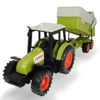 Tractor cu remorca Class Celtis 446 RX Dickie Toys