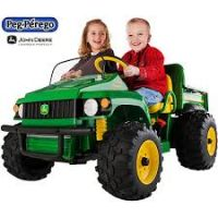 Peg-Perego - Tractor JD Gator HPX