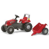 Rolly Toys - Tractor cu remorca 800315