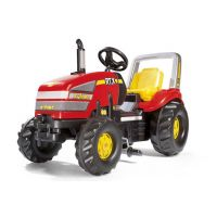 Rolly Toys - Tractor cu pedale copii 035557 Rosu