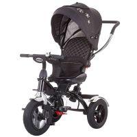 Tricicleta cu sezut rotativ Chipolino Arena graphite
