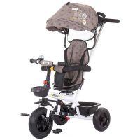 Tricicleta cu sezut rotativ Chipolino Jogger mocca