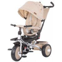Tricicleta cu sezut rotativ Chipolino Largo mocca