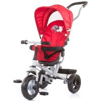 Tricicleta Chipolino MaxRide red