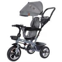 Tricicleta cu sezut rotativ Chipolino Polo grey