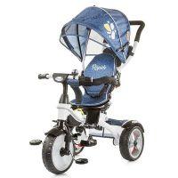 Tricicleta Chipolino Rapido blue indigo