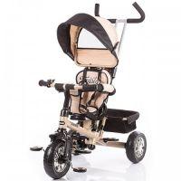 Chipolino - Tricicleta cu sezut reversibil Twister Black