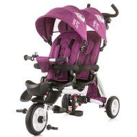 Chipolino - Tricicleta gemeni pliabila 2Fun amethyst violet