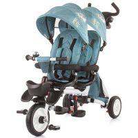 Chipolino - Tricicleta gemeni pliabila 2Fun ocean