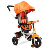 Tricicleta pliabila cu sezut reversibil Toyz Wroom Orange