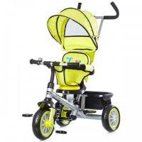 Chipolino - Tricicleta cu sezut reversibil Twister Lime