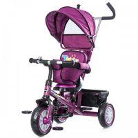 Chipolino - Tricicleta cu sezut reversibil Twister Purple
