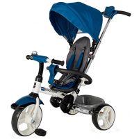 Coccolle - Tricicleta pliabila Urbio Albastru