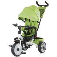 Tricicleta cu sezut reversibil Chipolino Max Relax green