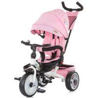 Tricicleta cu sezut reversibil Chipolino Max Relax rose