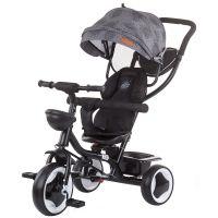 Tricicleta cu sezut rotativ Chipolino Jazz asphalt